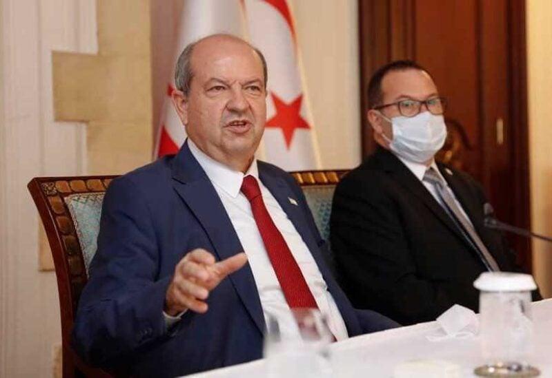 President of Turkish Republic of Northern Cyprus, Ersin Tatar