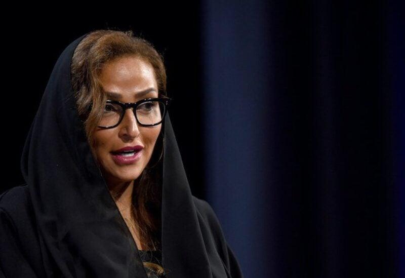 Princess Lamia bint Majed Al-Saud