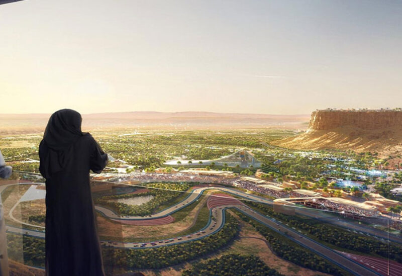 Qiddiya City is an entertainment development project to be established in Riyadh