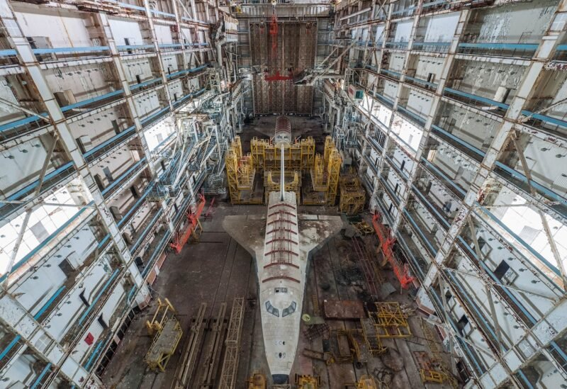Russian space shuttle Archive