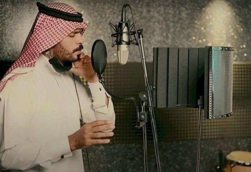Saudi singer Marwan Fagi