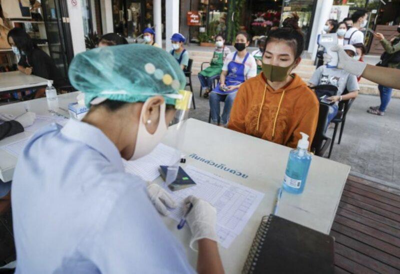 Thailand pandemic