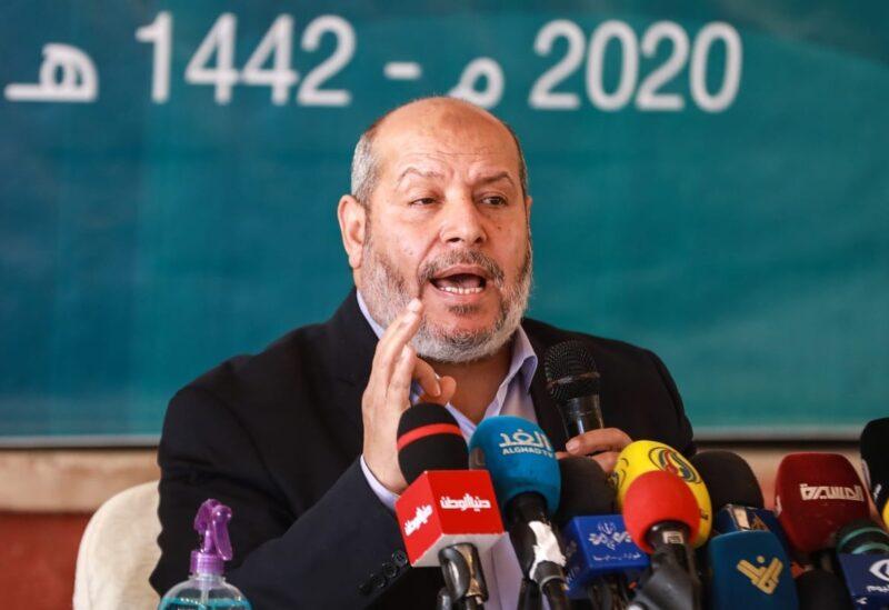 Senior Hamas official Khalil al-Hayya