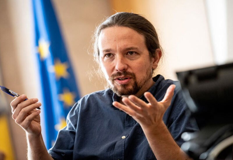 Spain's leftist Unidas Podemos