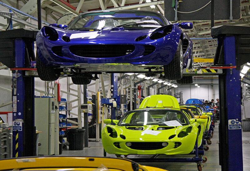 Sports Car Lotus