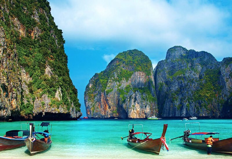 Thai island of Phuket
