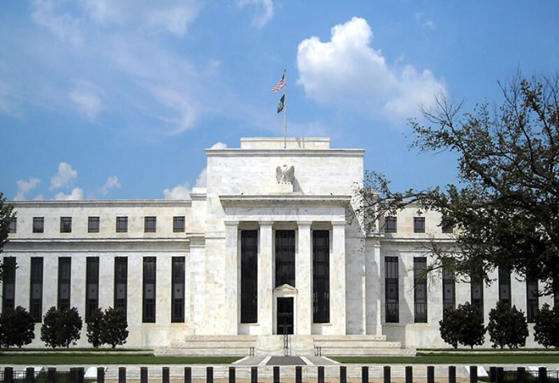 The Federal Reserve Board building