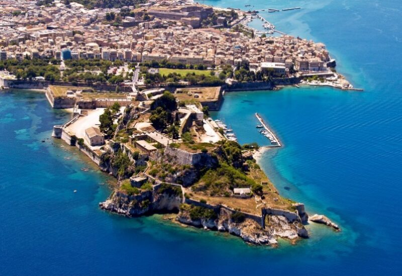 The Mandraky, Rhodes Island, Cyprus.