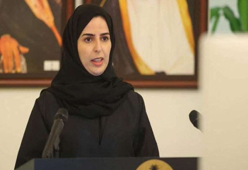 The ambassador-designate to Sweden Einas bint Ahmed Al-Shahwan