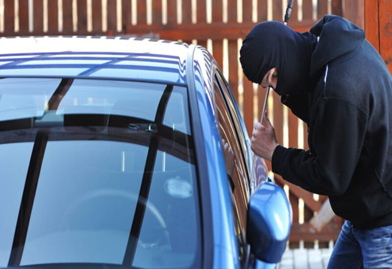 Thieves steal Kia car in Kfar Aabida