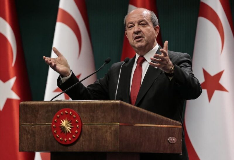 Turkish Republic of Northern Cyprus President Ersin Tatar