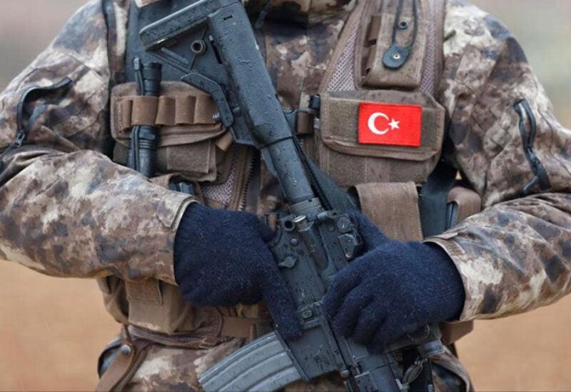 Turkish soldier killed in rocket attack