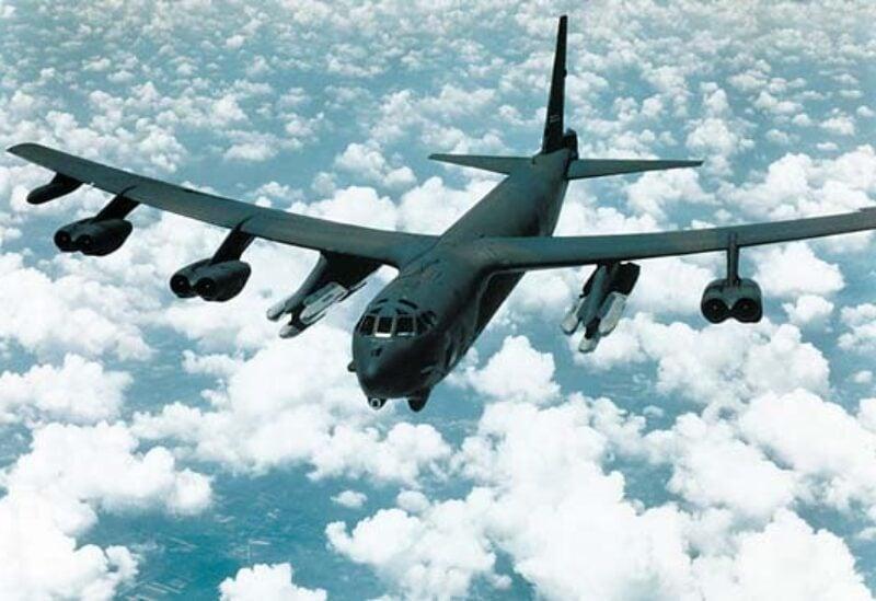 US B52 Bomber