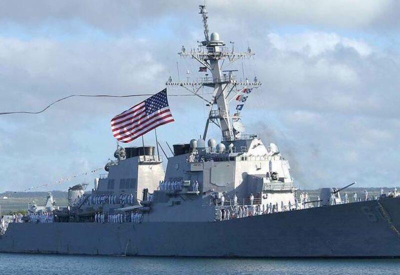 US Coast Guard Patrol Cutter Hamilton