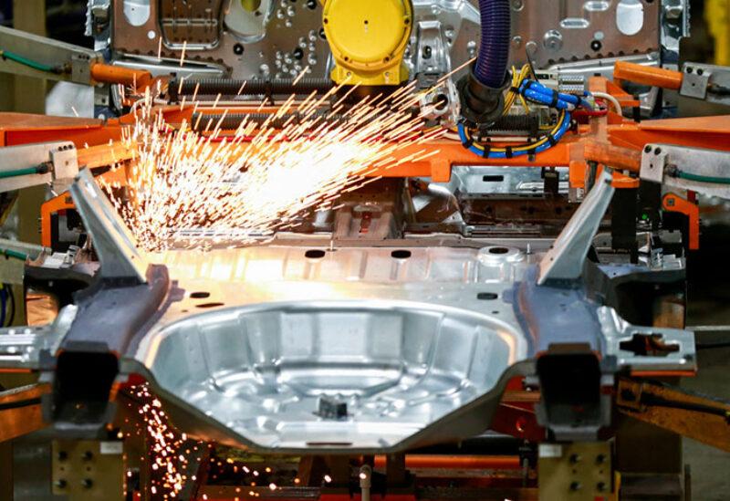 US factories