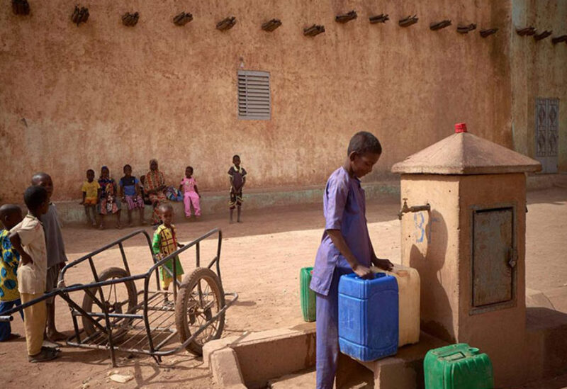 WaterAid campaign kicked off in Mali, Bangladesh