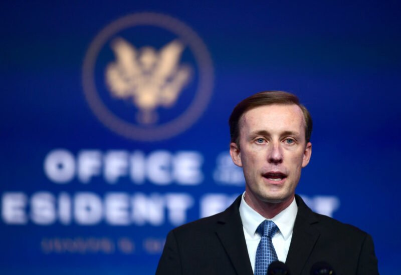 White House National Security Advisor Jake Sullivan
