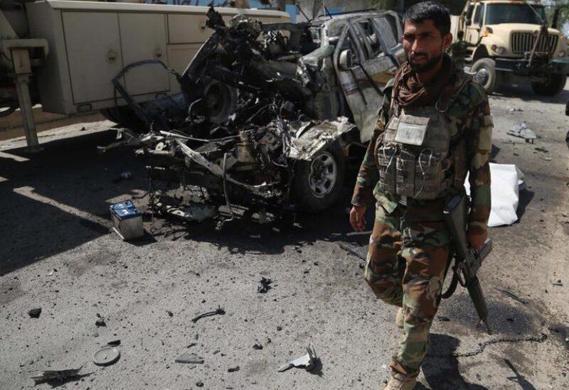 bomb blast in Jalalabad