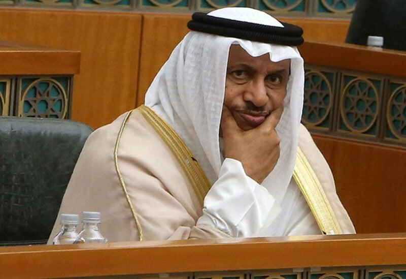 Former prime minister and ruling family member Sheikh Jaber al-Mubarak al-Sabah
