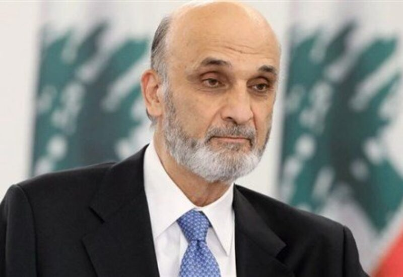 Samir Geagea, leader of the Lebanese Forces (LF) party