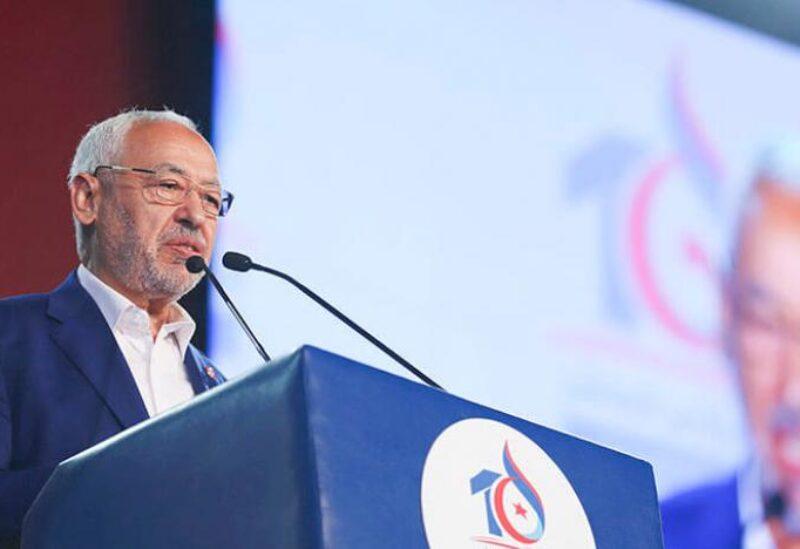 Tunisian Parliament Speaker Rached Ghannouchi