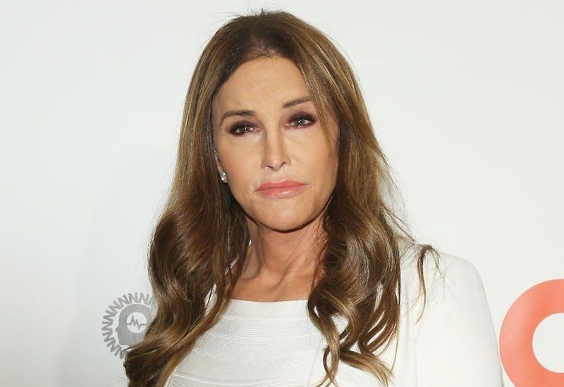 Caitlyn Jenner, a television personality and retired Olympic gold medal-winning decathlete