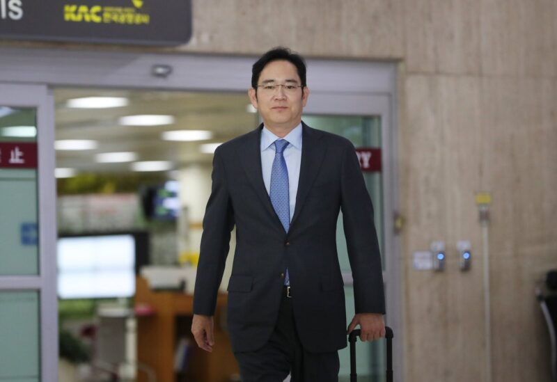 Samsung Electronics Co Ltd Vice Chairman Jay Y. Lee