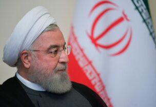 Iran's supreme leader Hassan Rouhani