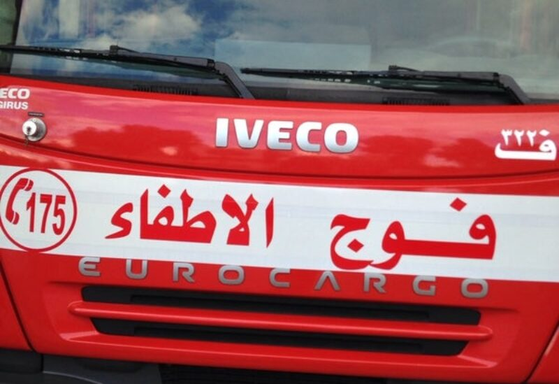 Beirut fire brigade