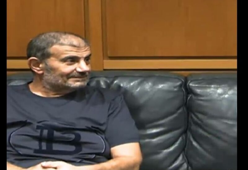 Lebanese composer Samir Sfeir