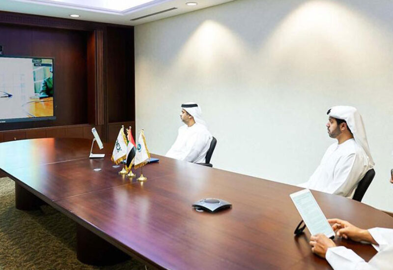 Abu Dhabi Exports Office remotely signed a $30m line of credit agreement with TDB
