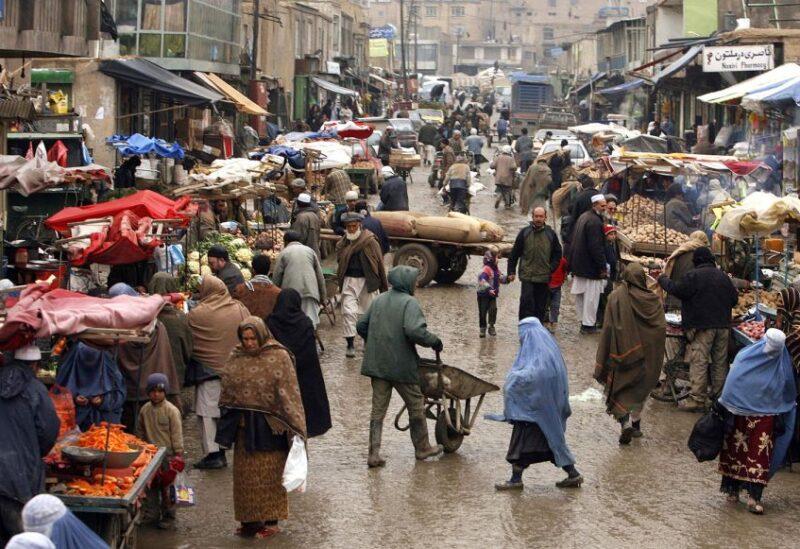 Afghanistan markets