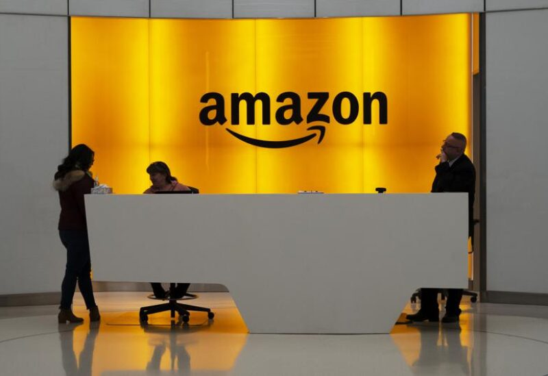 Amazon offices in New York