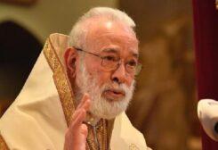 Archbishop Elias Aoude