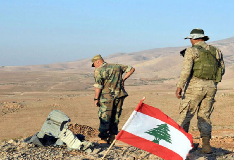 Army unit in Bekaa and North region