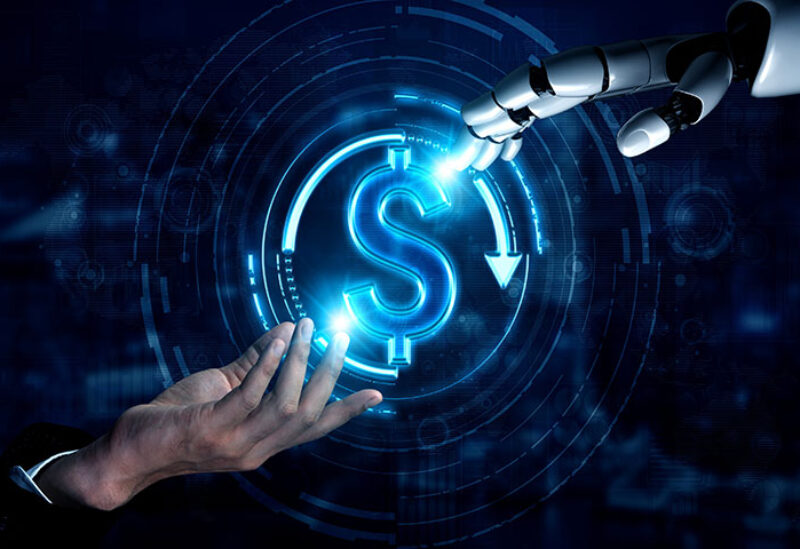 Artificial Intelligence is influencing the banking sector