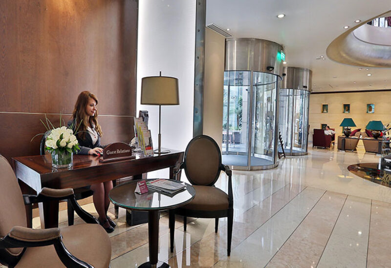 Beirut Hotel occupancy rates