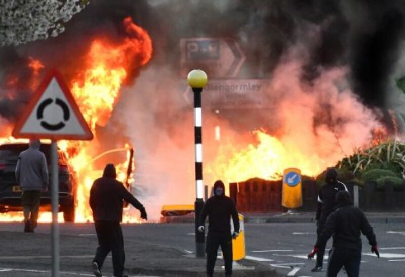Belfast riots, Archive