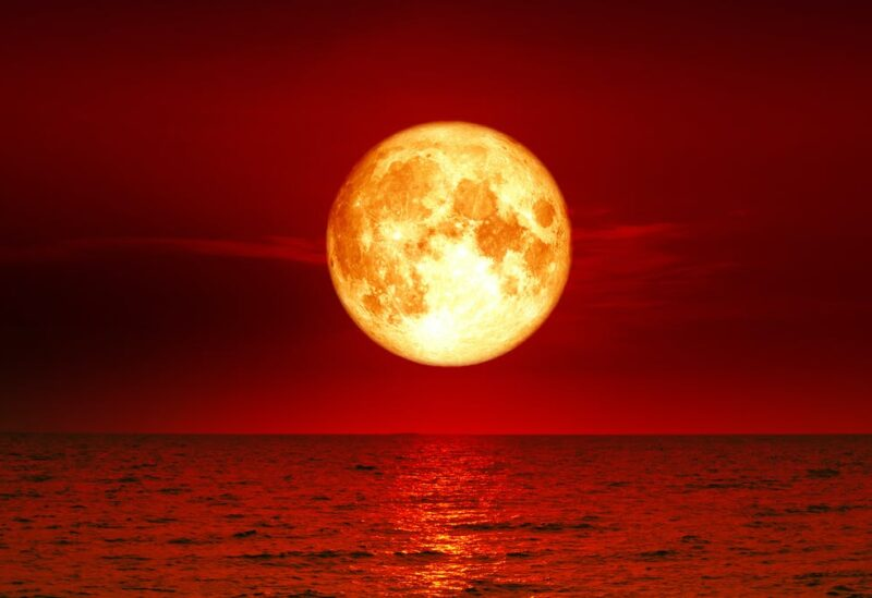 Moon, symbolic