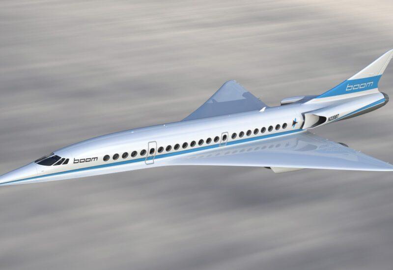 Boom supersonic prototype