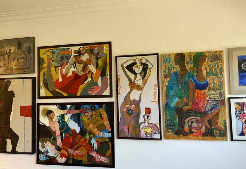 Cairo, exhibition