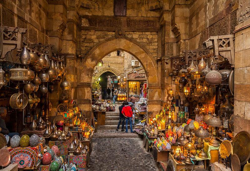 Cairo, market