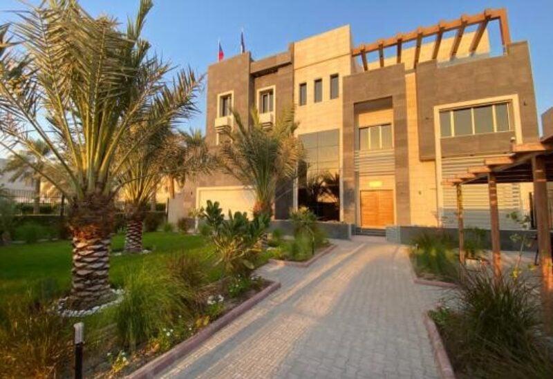 Check embassy in Kuwait