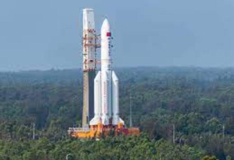 Chinese rocket
