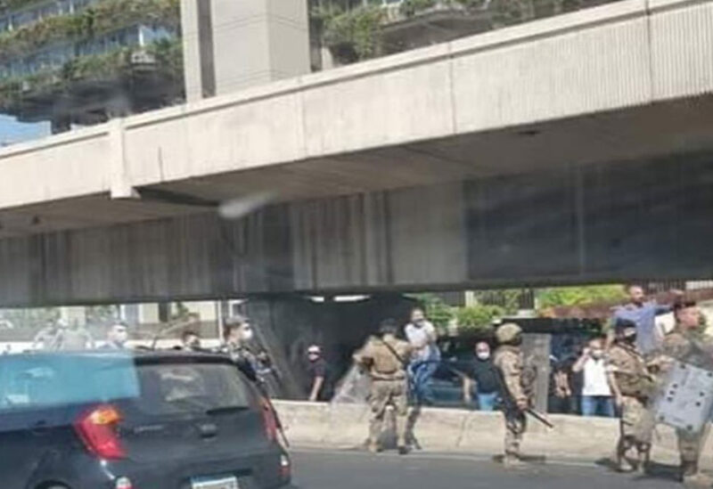 Clashes renewed on Yasouh Al Malak highway