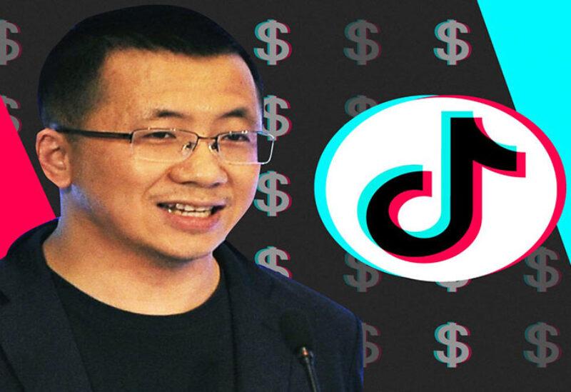 Co-founder of TikTok Zhang Yiming