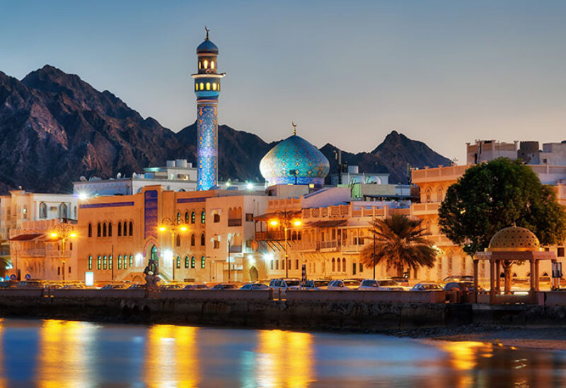 Commercial activity in Oman