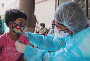 Covid-19 infections spread to rural villages in India