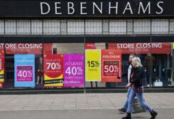Debenham stores