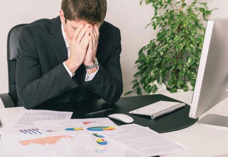 Drop in employee earnings